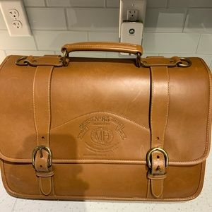 Leather Bag/ Briefcase
